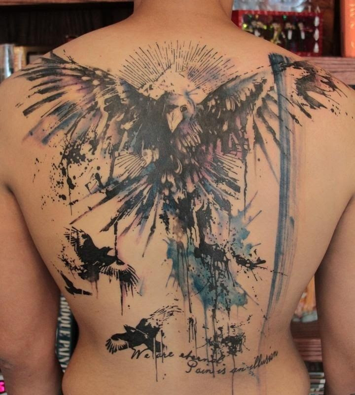 Amazing Crow Tattoos And Their Unique Meanings Tattoos Win