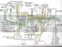 1979 Cb 750 Wiring Diagram