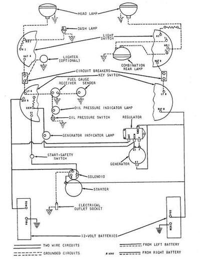 24 Volt Battery Wiring Diagram