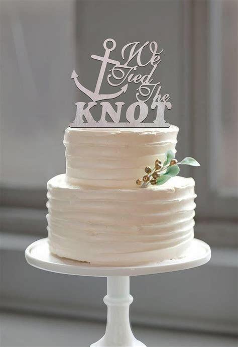 Aliexpress.com : Buy Beach Wedding Anchor Cake Topper