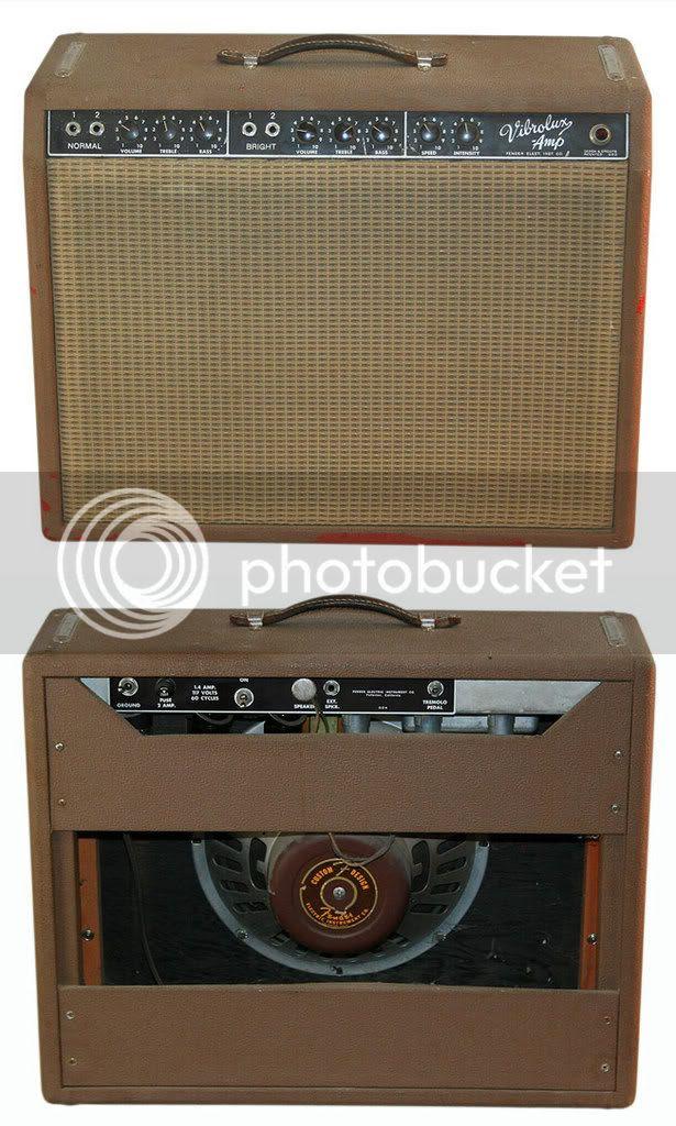 Fender 1961 Vibrolux
