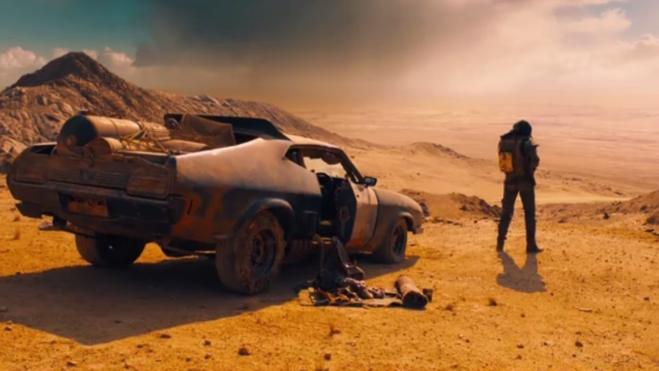 A Little Late To The Party Mad Max Fury Road Reviewloop