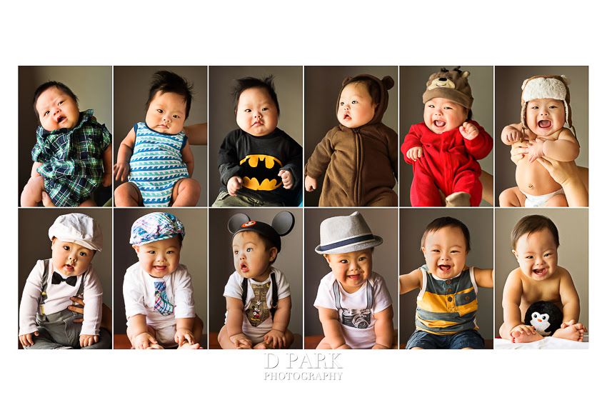 Baby First Year Photo Ideas Down Syndrome 0036