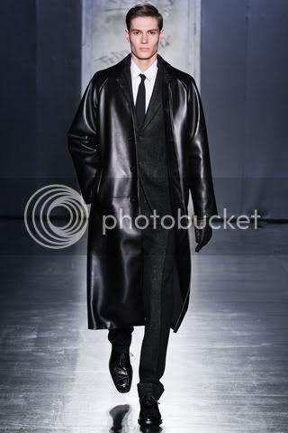 Jil Sander by Raf Simons Last Menswear Collection