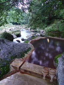 石原荘の露天2