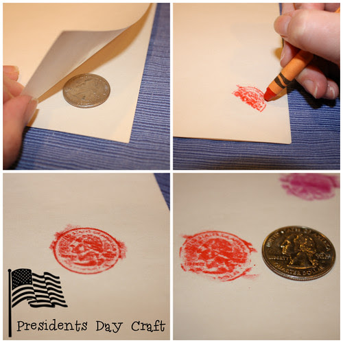 Presidents Day craft