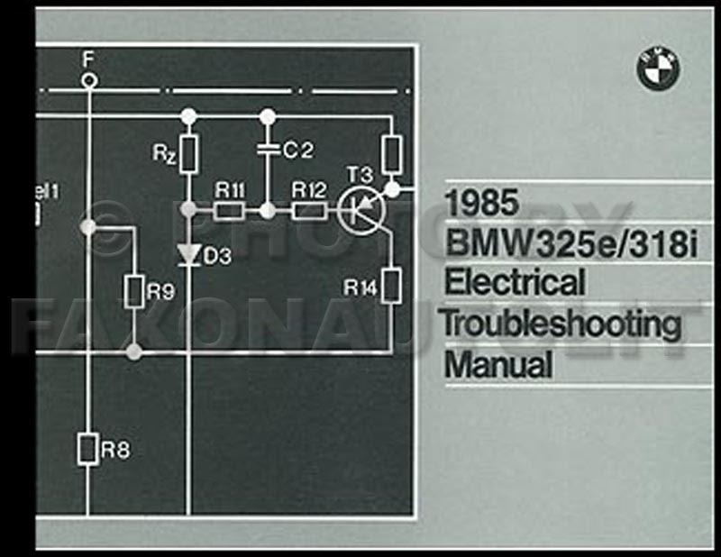 Bmw 318i e36 wiring diagram
