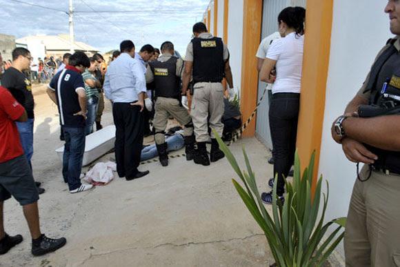 Sete Lagoas registrou um aumento de 3,3% no aumento de homicídios de 2011 para 2012 / Foto: setelagoas.com.br