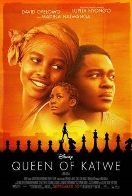 Disney's Queen of Katwe Movie Poster