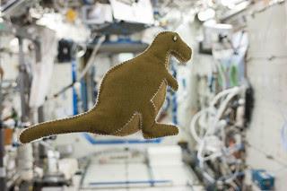 Stuffed Dinosaur Toy