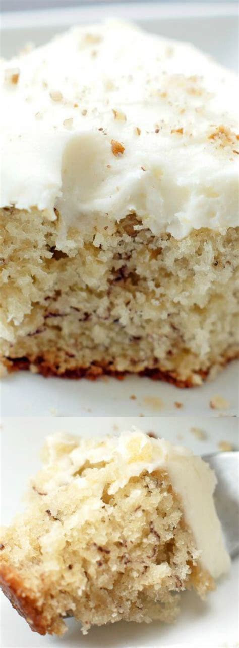 100  Banana Cake Recipes on Pinterest   Bananas, Moist