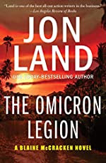 The Omicron Legion by Jon Land