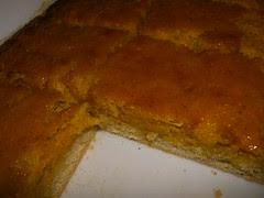 pumpkin honey pie