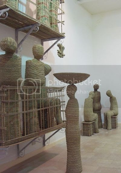Ahmed Askalany's Weaved Sculpture 13