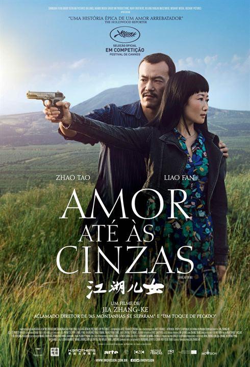 Amor até às Cinzas : Poster