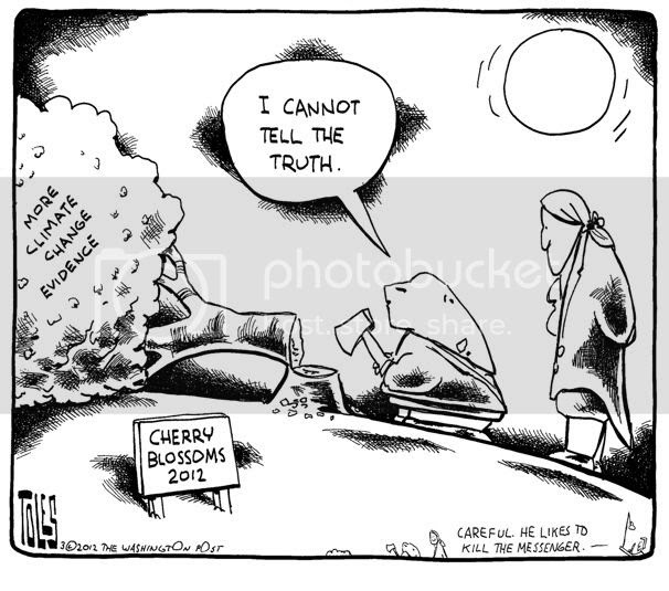 Tom Toles cartoon