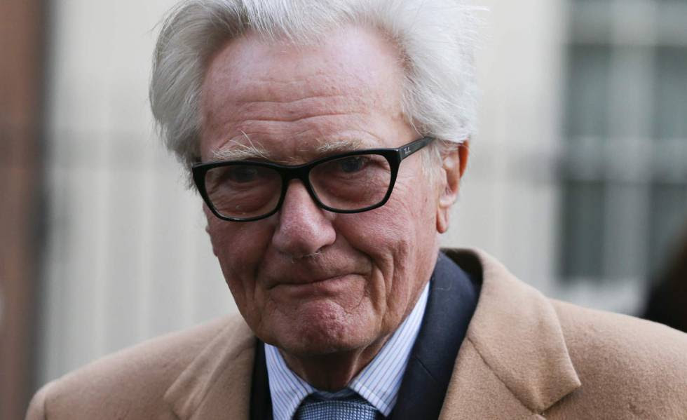 Lord Heseltine, despedido como consejero de May.