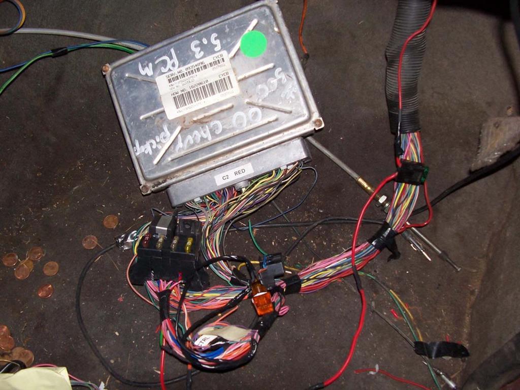 2003 Silverado Knock Sensor Wiring Diagram