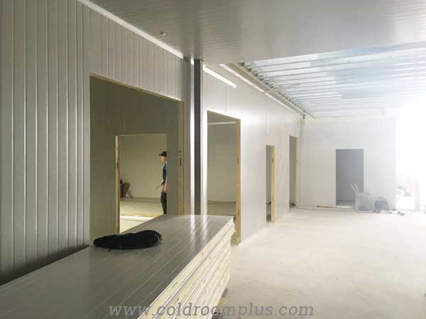 refrigeration cold room for nuts in Saudi Arabia