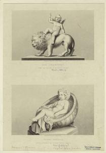 Love triumphant ; Infant Bacch... Digital ID: 820005. New York Public Library