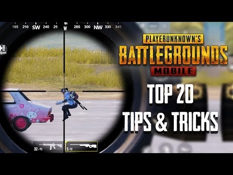 Pub G Mobile Top 20 Tips & Tricks - Technology Suresh
