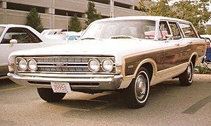 1968 Ford Torino Squire I photographed in Beve...