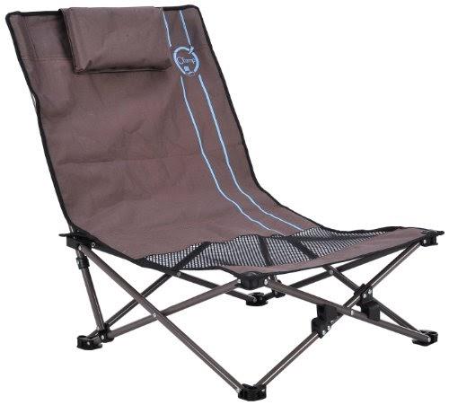 o 39 beach b003 chaise basse de plage marron mobilier de camping chaises. Black Bedroom Furniture Sets. Home Design Ideas