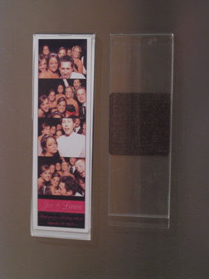 Frames For Photo Booths Magnetic Frames