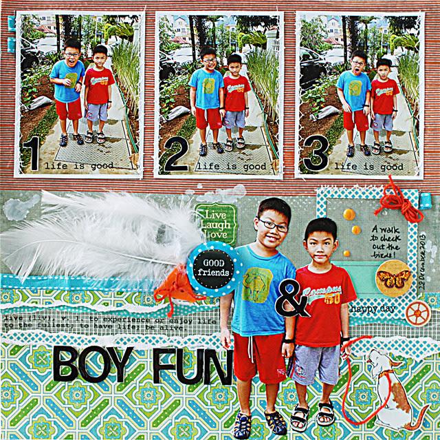 Boy-fun