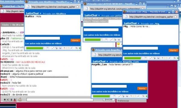 Chat Latino Con Webcam