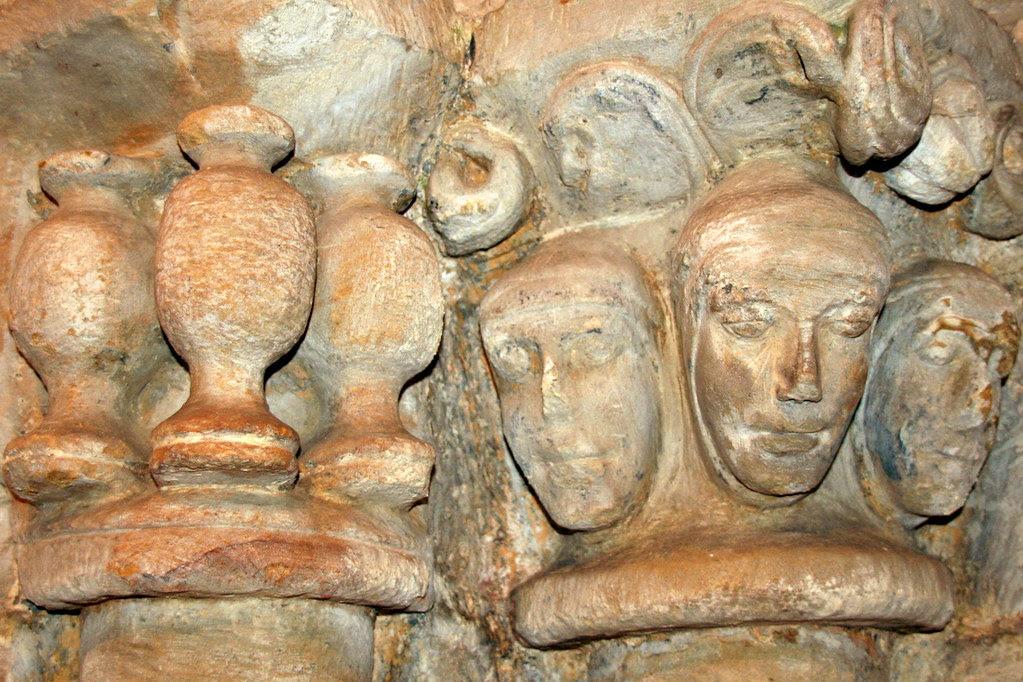 Santa María de Bareyo, románico cántabro