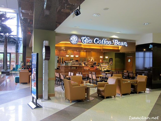 Coffee Bean at Prince Court