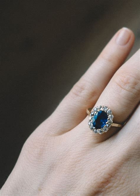 17 Best ideas about Yellow Sapphire Rings on Pinterest