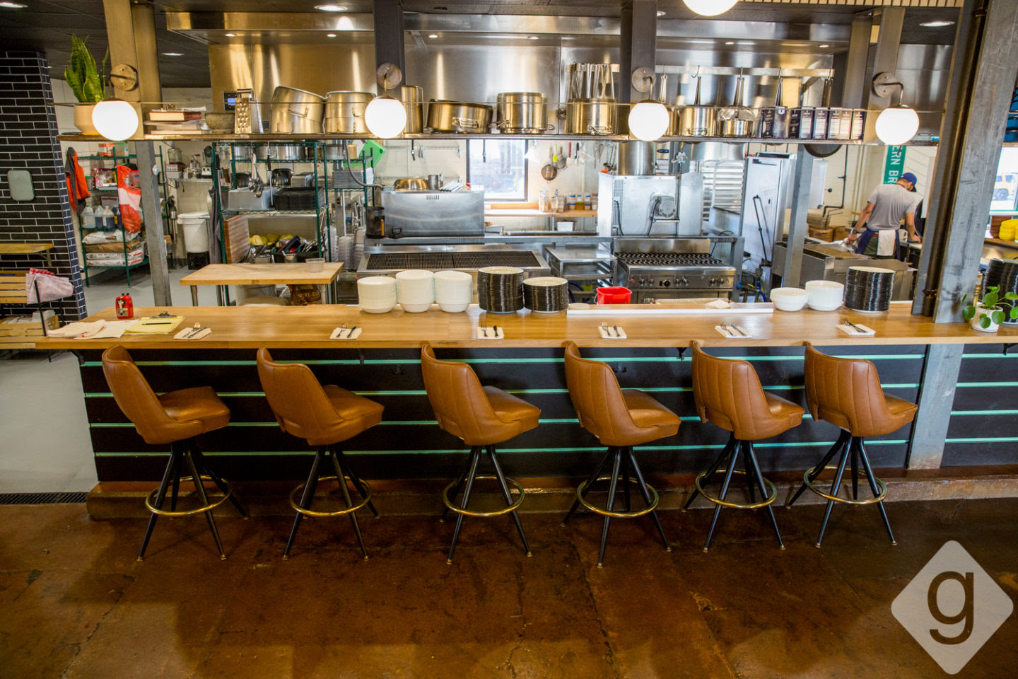 A Look Inside Mop Broom Mess Hall Nashville Guru