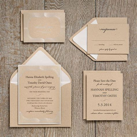 Wedding Invitation Ideas: Paper Source. Save the Dates