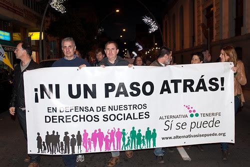 008 Manifestación contra los recortes sociales y laborales