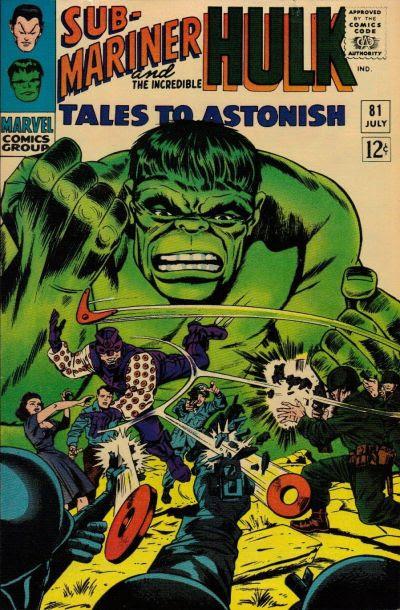 Tales to Astonish 081