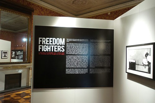 Freedom Fighters a #PalazzoReale by Ylbert Durishti
