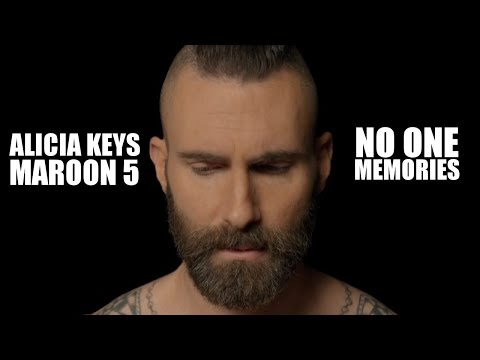 Alicia Keys x Maroon 5 - No Memories