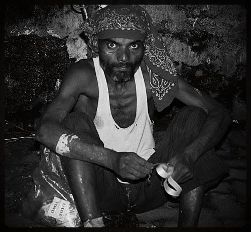The Mad Man of Bandra by firoze shakir photographerno1