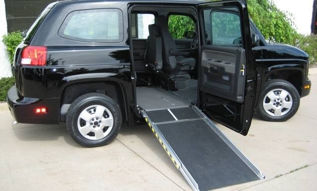 Loan Finalized For Wheelchair Accessible Cng Vehicle