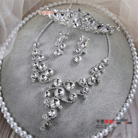 Buy Wholesale Luxury Wedding Bridal Accessories Rhinestone