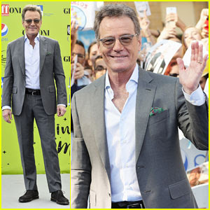 Bryan Cranston Is 'Grateful' He Got Famous Later In His Career!