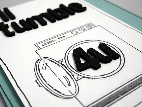 I'll Tumble 4U (detail)