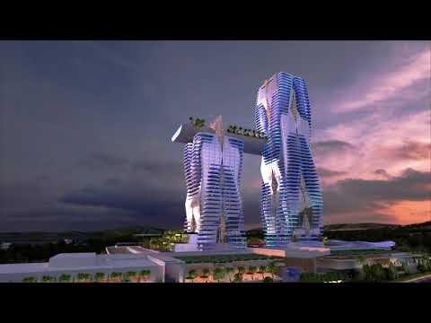 VIDEO - Έτσι θα γίνει το καζίνο στο Ελληνικό - Σε 3D το Inspire Athens IRC