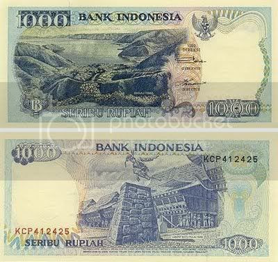 Uang Seribu Rupiah