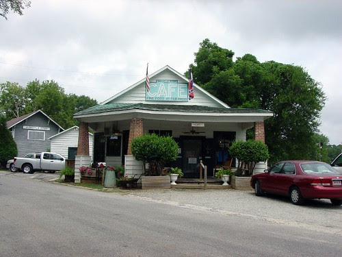 Whistle Stop Cafe - Juliette, Georgia