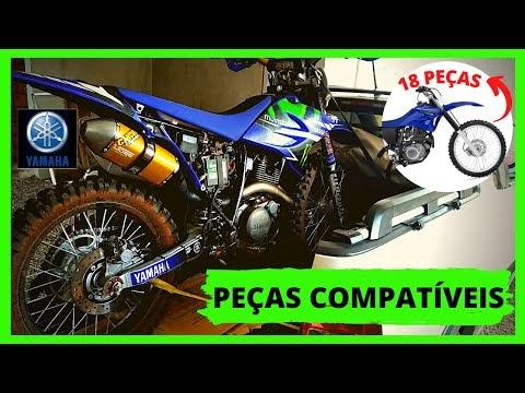 Descubra várias peças de outras motos compatíveis com TTR 230