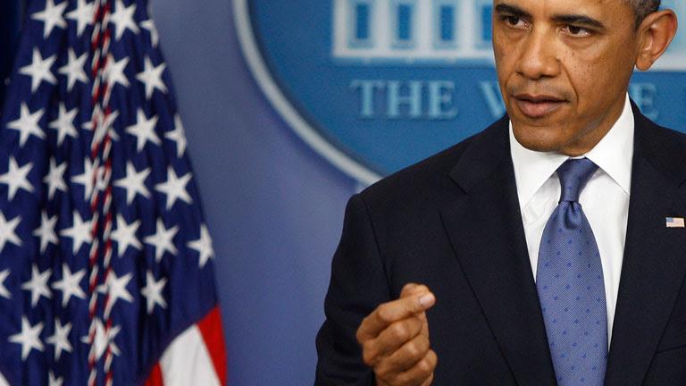 Obama se muestra optimista en que se evite el precipicio fiscal