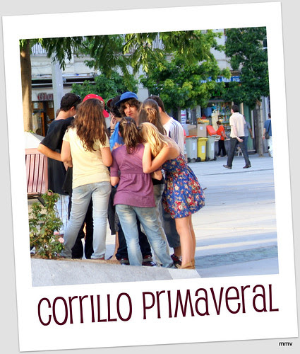 """pues eso... defina """"Corrillo"""""""